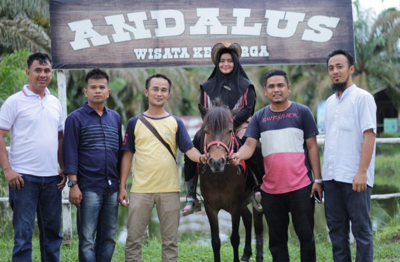 DPP BMRB, Lakukan Kunjungan Wisata Islami