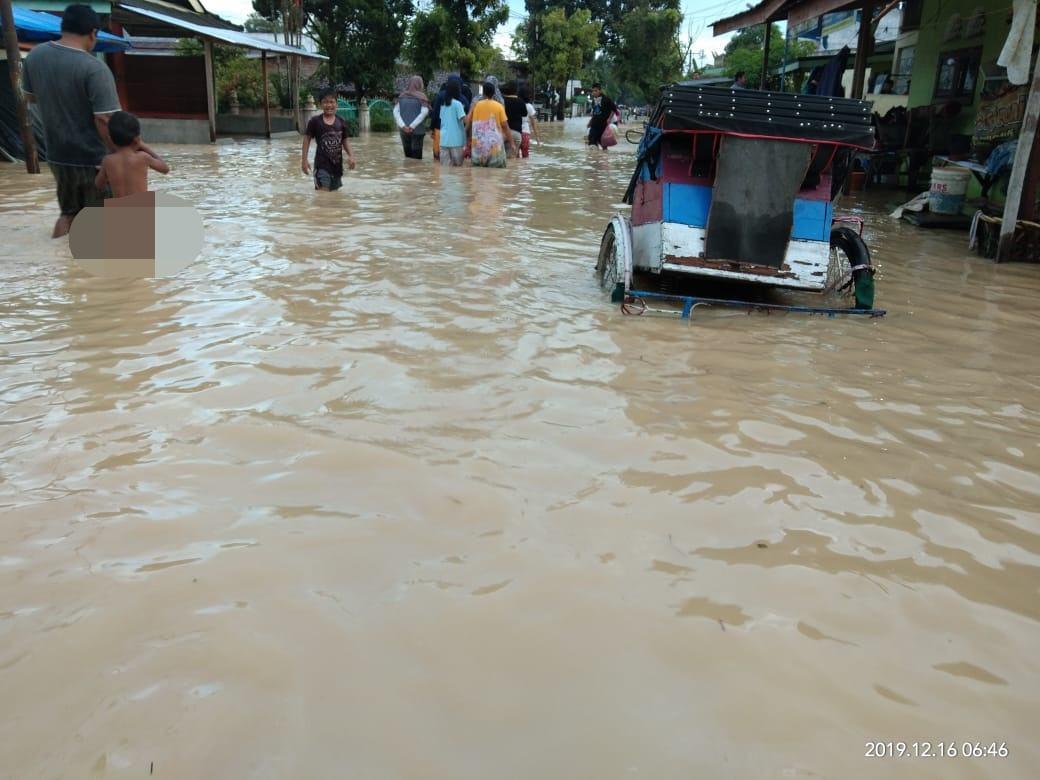 Kota Adipura Kebanjiran, Walikota Tebing Tinggi Harus Tanggung Jawab