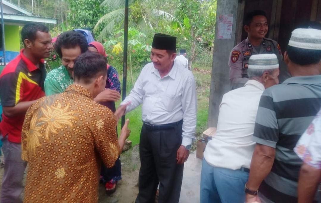 Warga Sei Tampang, Apresiasi Visi dan Misi Muhammad Asmui