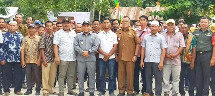 Bupati Labuhanbatu, Saksikan Pengukuhan Pengurus Komite Sekolah Se-Kecamatan Panai Hulu