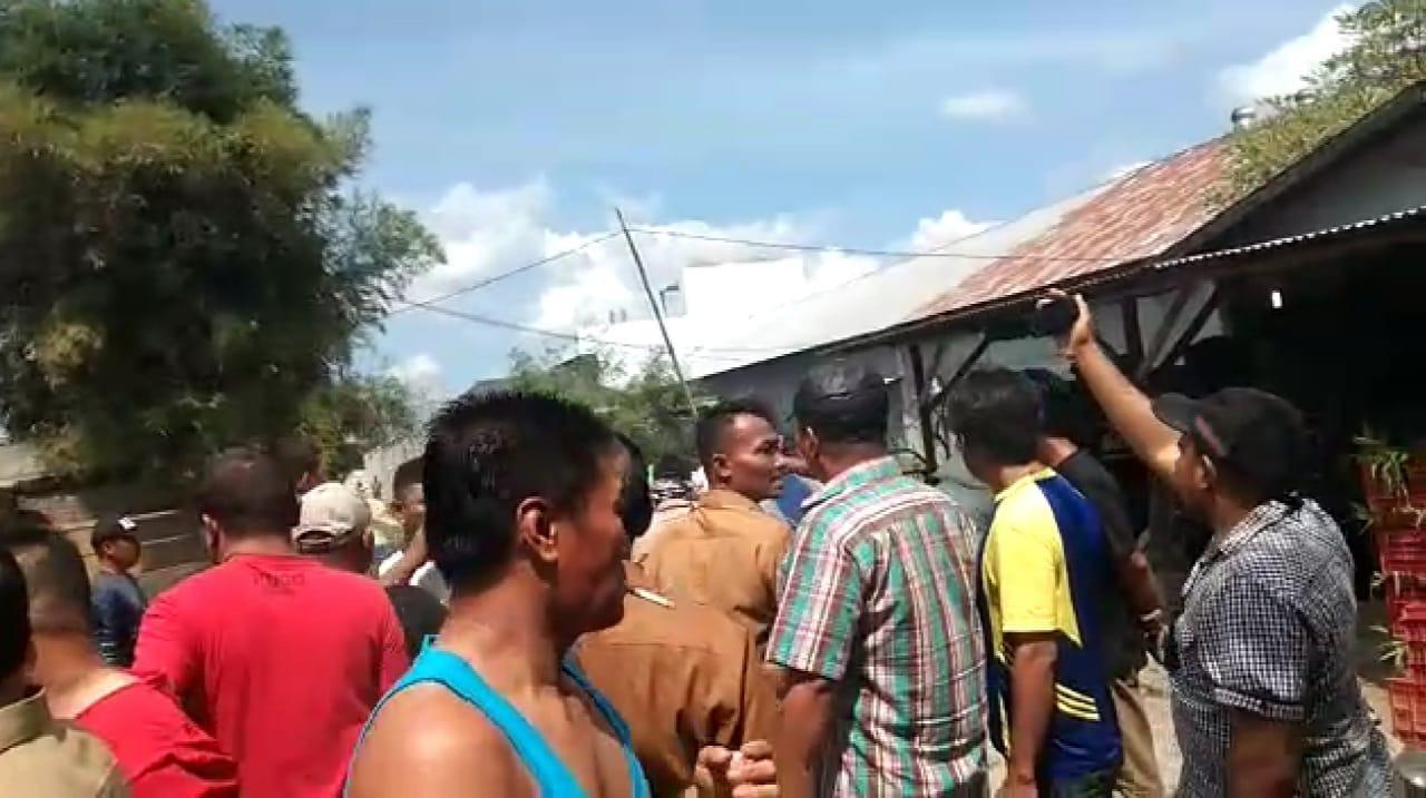 Penertiban Ternak Babi Tandam Hilir, Anggota DPRD Sempat Disekap
