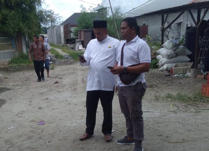 Penertiban Ternak Babi Tandam, DPRD Kecewa dengan TNI dan Polri