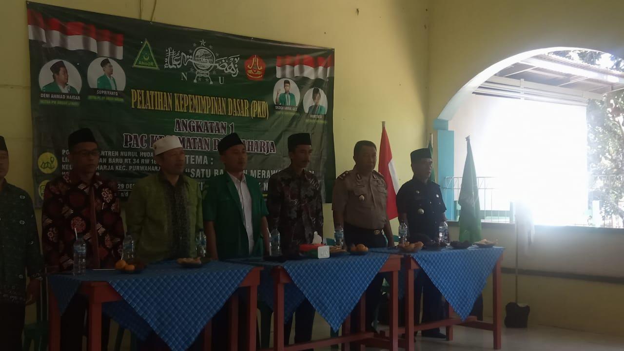 Antisipasi Paham Radikalisme, GP Ansor Purwaharja Gelar PKD Angkatan ke-I