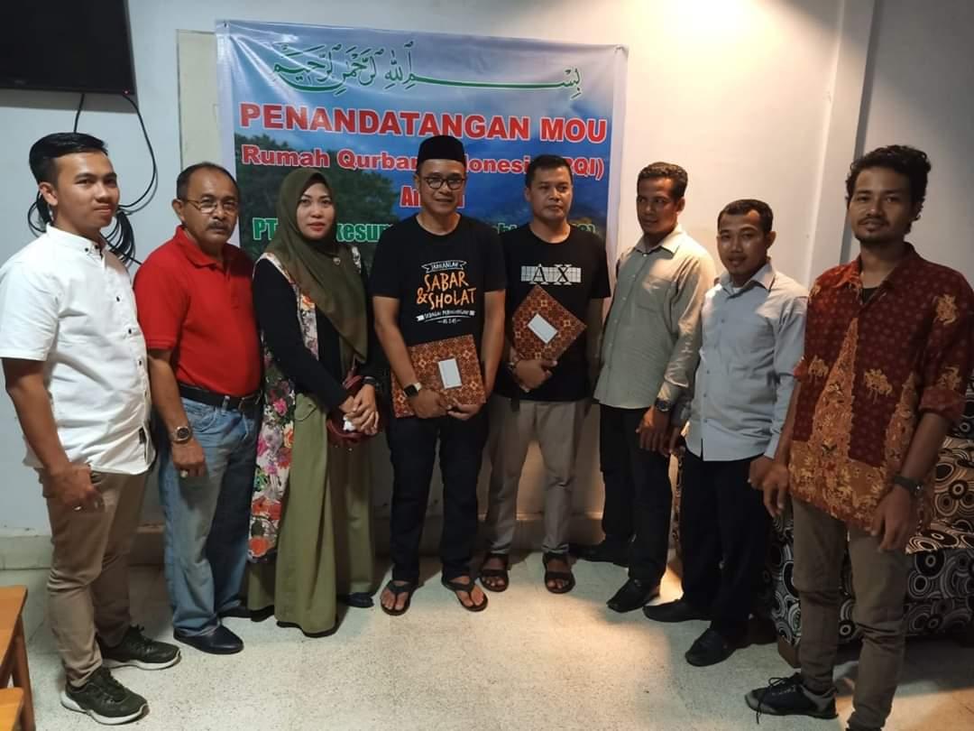 Rumah Qurban Indonesia, Gandeng Mitra Kelola Hewan Qurban