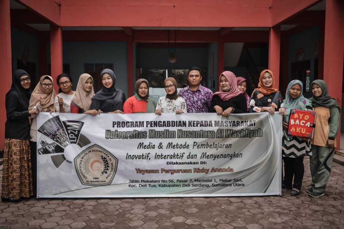 Dosen UMN Al-Washliyah, Guru Wajib Buat Media Pembelajaran