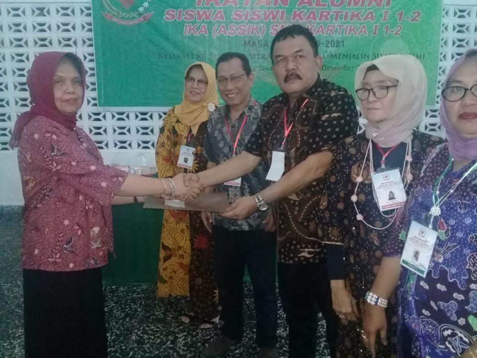 Musyawarah Besar IKA Persit, Kepengurusan ASSIK 2019-2021 Dibentuk