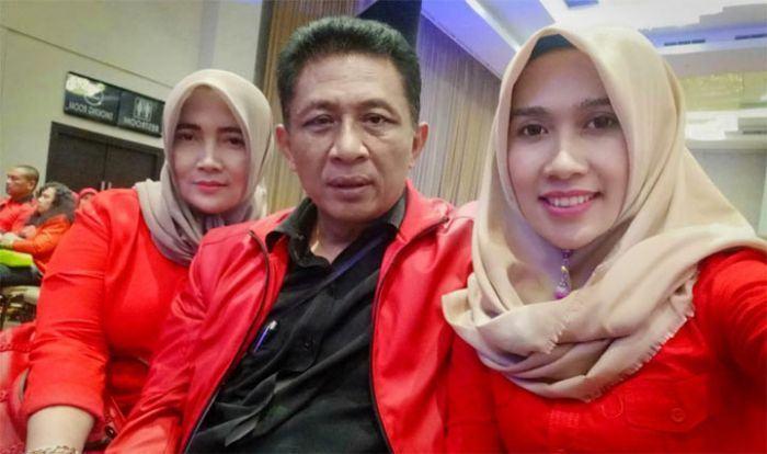 Dua Istri Cantik Wakil Bupati Blitar, Dilantik Jadi Kades