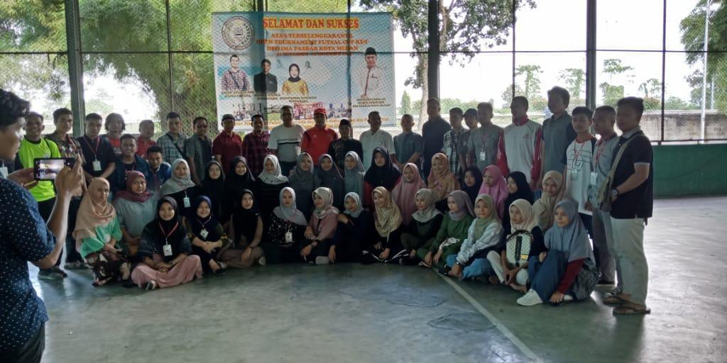 DPD IMA Pasbar Kota Medan, Laksanakan Turnamen Futsal