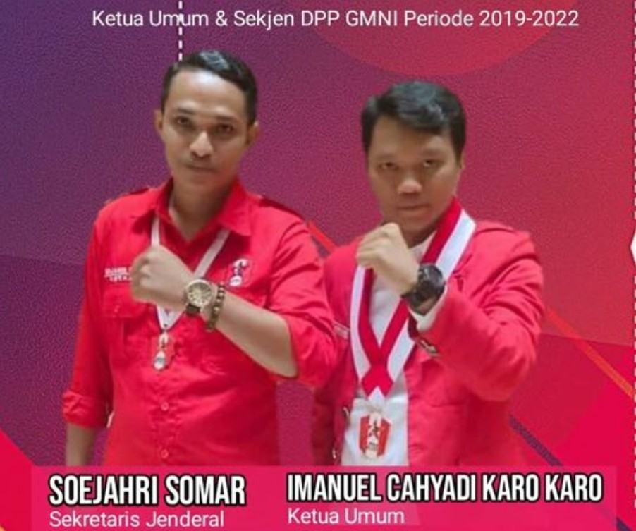 DPP GMNI, Kritisi Pemerintahan Jokowi Soal Carut Marut BUMN