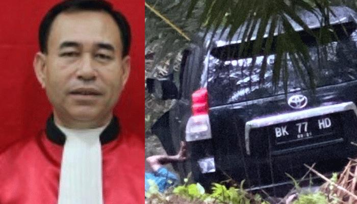 Terungkap! Otak Pembunuh Hakim PN Medan Istrinya Sendiri