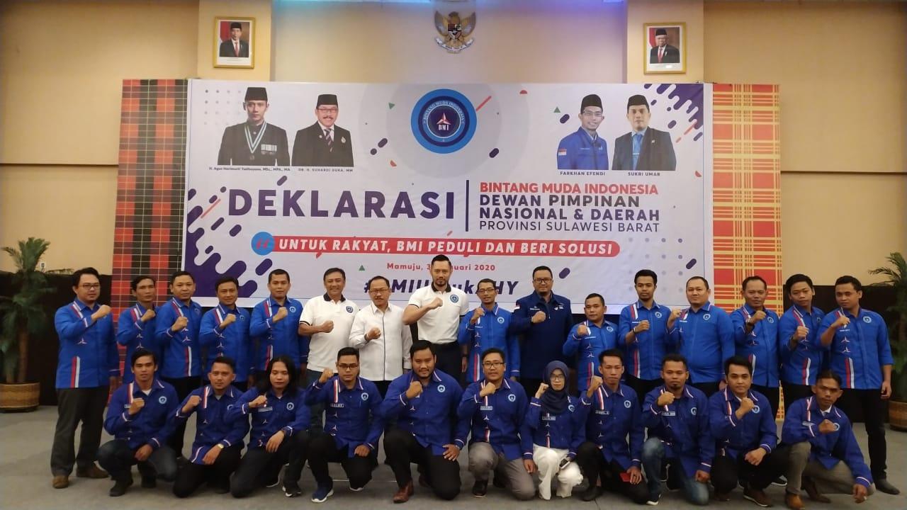 Deklarasi BMI, Dihadiri Agus Harimurti Yudhoyono