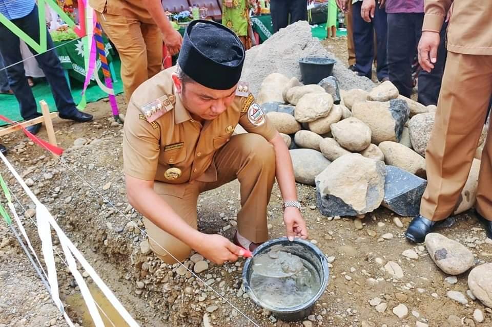Catatan Pembangunan Di Kabupaten Tapteng 2017-2019