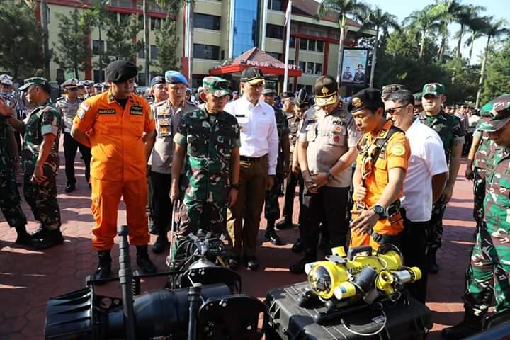 Apel Kesiapan Penanggulangan Bencana 2020, Wagub Harapkan Penguatan Personel dan Peralatan