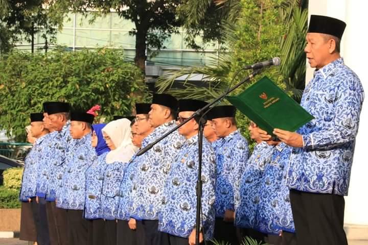 Plt Walikota Medan Ajak ASN Tingkatkan Disiplin dan Kinerja