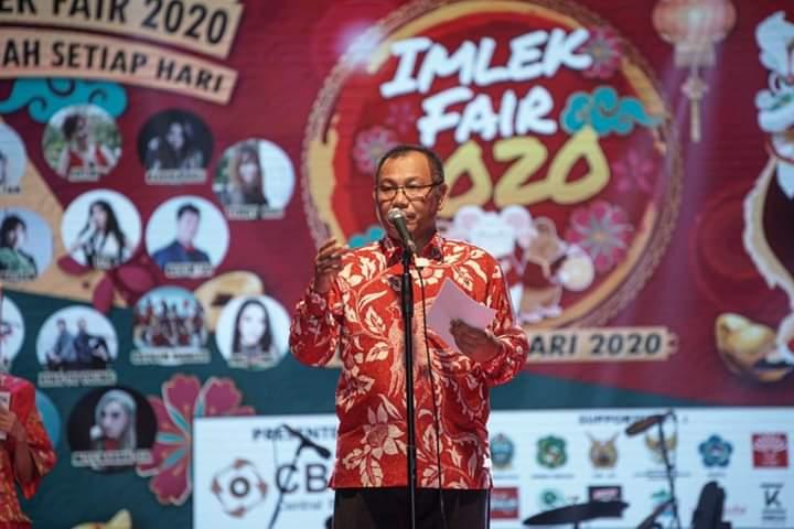 Imlek Fair 2020 Kuatkan Citra Keberagaman Medan yang Harmonis