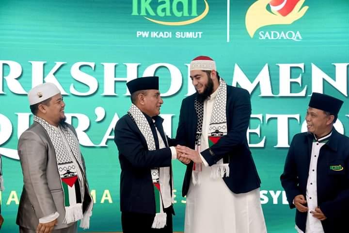 Gubsu Edy: Para Hafiz Adalah Penjaga Alquran