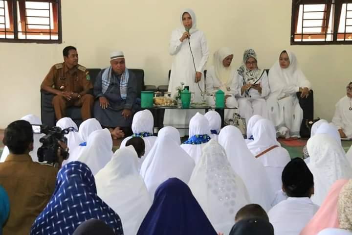 Plt Ketua TP PKK Kota Medan Ajak Kaum Ibu Ikut Berperan dalam Pembangunan