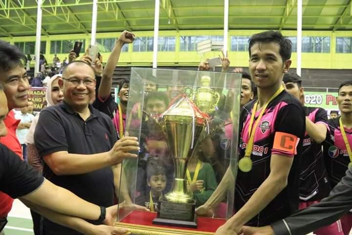 Medan Futsal Championship 2020 Diharapkan Tumbuhkan Semangat Juang dan Gotongroyong