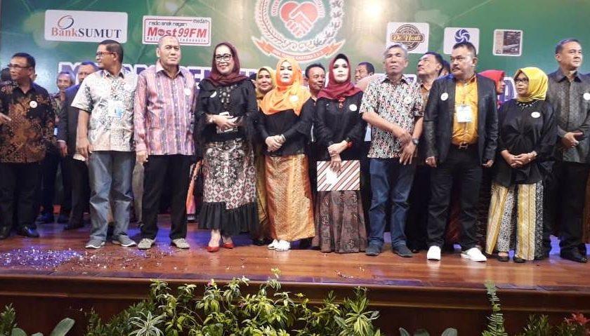 Ratusan Alumni Padati Wisma Benteng, Hanifah Yasin Pimpin IKA ASSIK KARTIKA 1 & 2