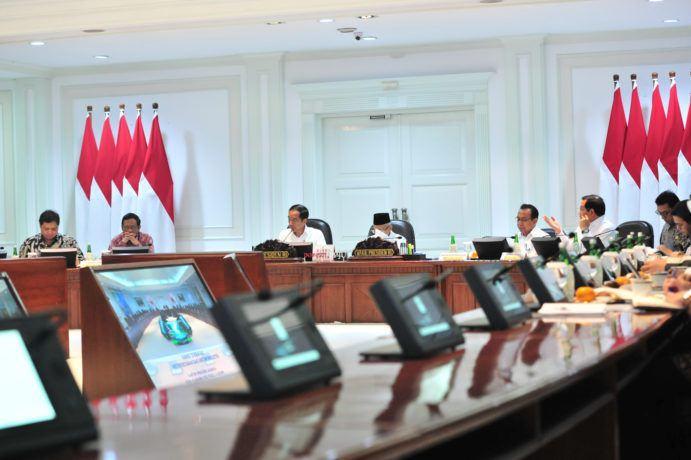 Harga Gas Tinggi, Jokowi Tawarkan Tiga Solusi