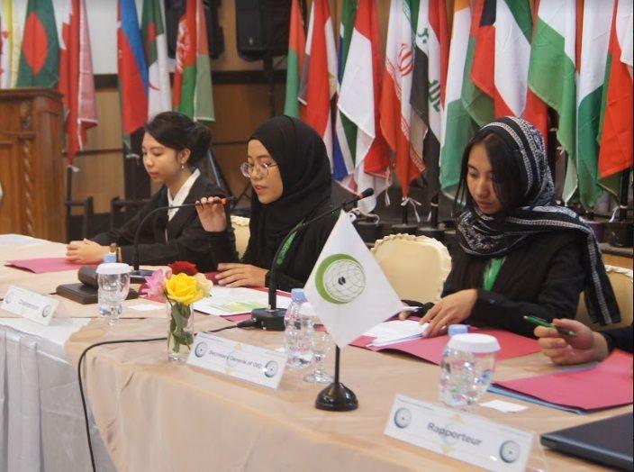 UNIKOM Bandung, Selenggarakan Simulasi Sidang Internasional