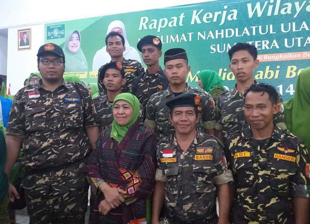 Gubernur Sumut Menghina Ansor, Kader Pejuang Islam Nusantara Menyesalkan