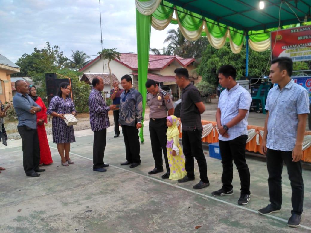 Kapolsek Padang Tualang, Berharap Kinerja Anggota Lebih Ditingkatkan
