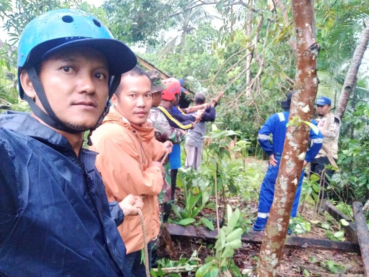 Hujan di Ciamis, 15 Rumah Warga Rusak