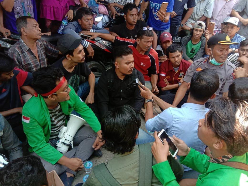 Pedagang Pasar Inpres Aceh Utara, Protes Penggusuran Dilakukan Bina Usaha