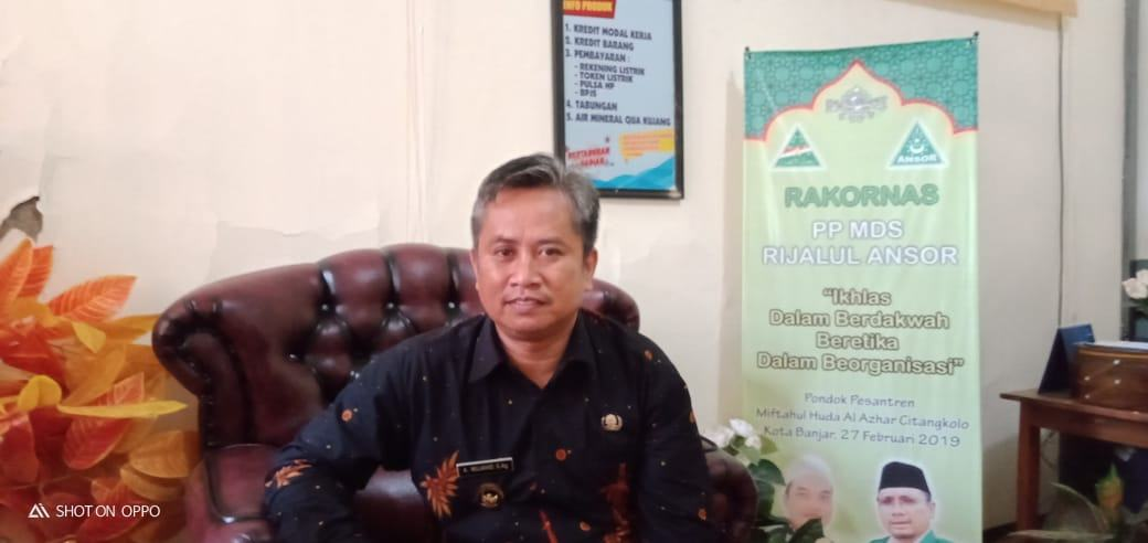 Tingkatkan Ketahanan Pangan di Banjar, Pemdes Kujangsari Bentuk KWT