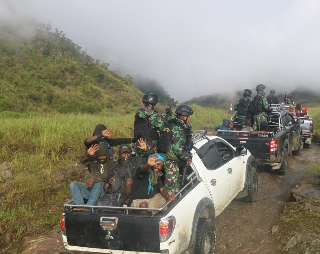 Jarak Jauh, Tak Menyurutkan Semangat Anak Papua Untuk Bersekolah