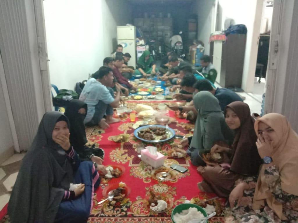 FORKITA LPTQ UIN-SU, Laksanakan Chiken Roast Party
