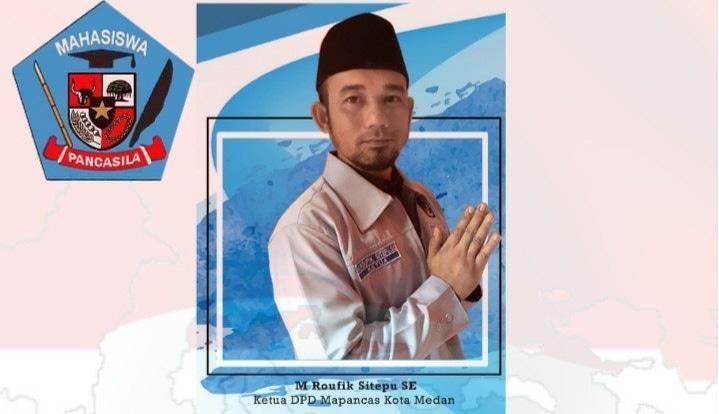 DPD Mapancas Kota Medan, Adakan Rapat Jelang Pelantikan