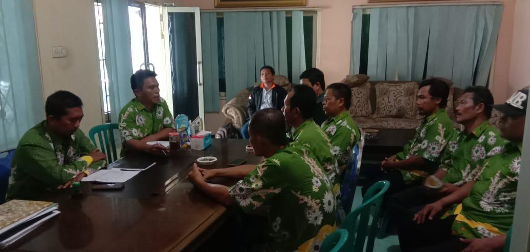 Monitoring Tahap III Tahun 2019, Desa Kejapanan Tepat Sasaran