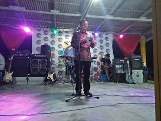 Budaya Camp Batu Bara 2020, Zahir : Ini Membentengi dari Budaya Asing