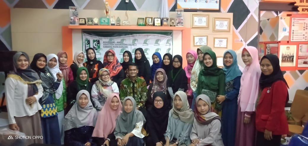 KOHATI Cabang Banjar, Launching Kohati Care Angkat Tema Bercerai