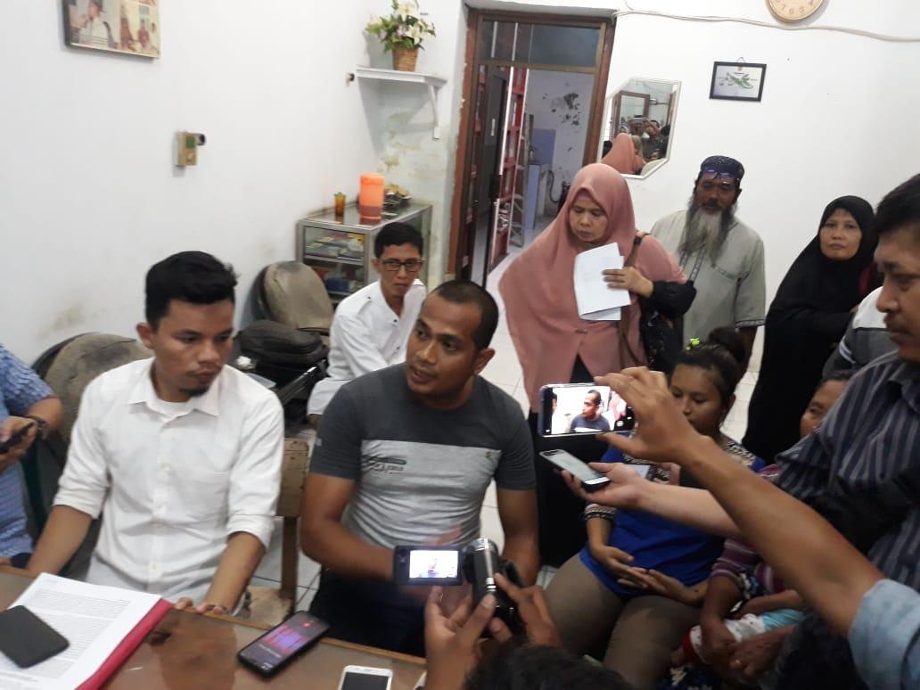 Kejuruan Stabat Tengku Chandra, Usut Tuntas dan Bebaskan Warga Tanjung Lenggang