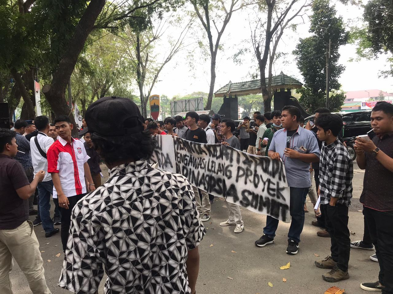 Pemuda Lira Medan, Copot Kadis PSDA Sumut