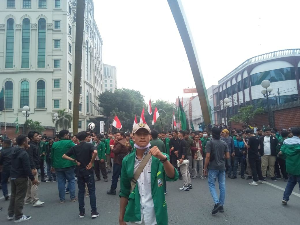 Ketua DPP Formatsu, Desak Kapolres Langkat untuk Copot Kapolsek Hinai