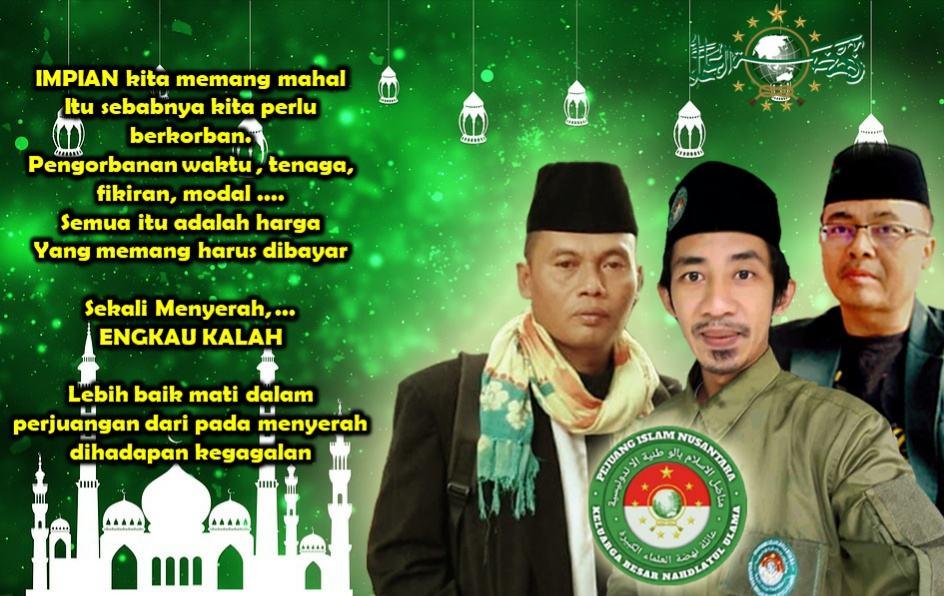 Pejuang Islam Nusantara, Sahabat Tercinta