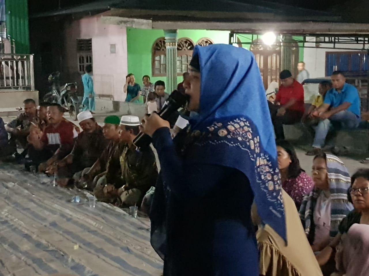 Warga Kuala Tanjung, Gelar Musyawarah Tolak Pembebasan Lahan