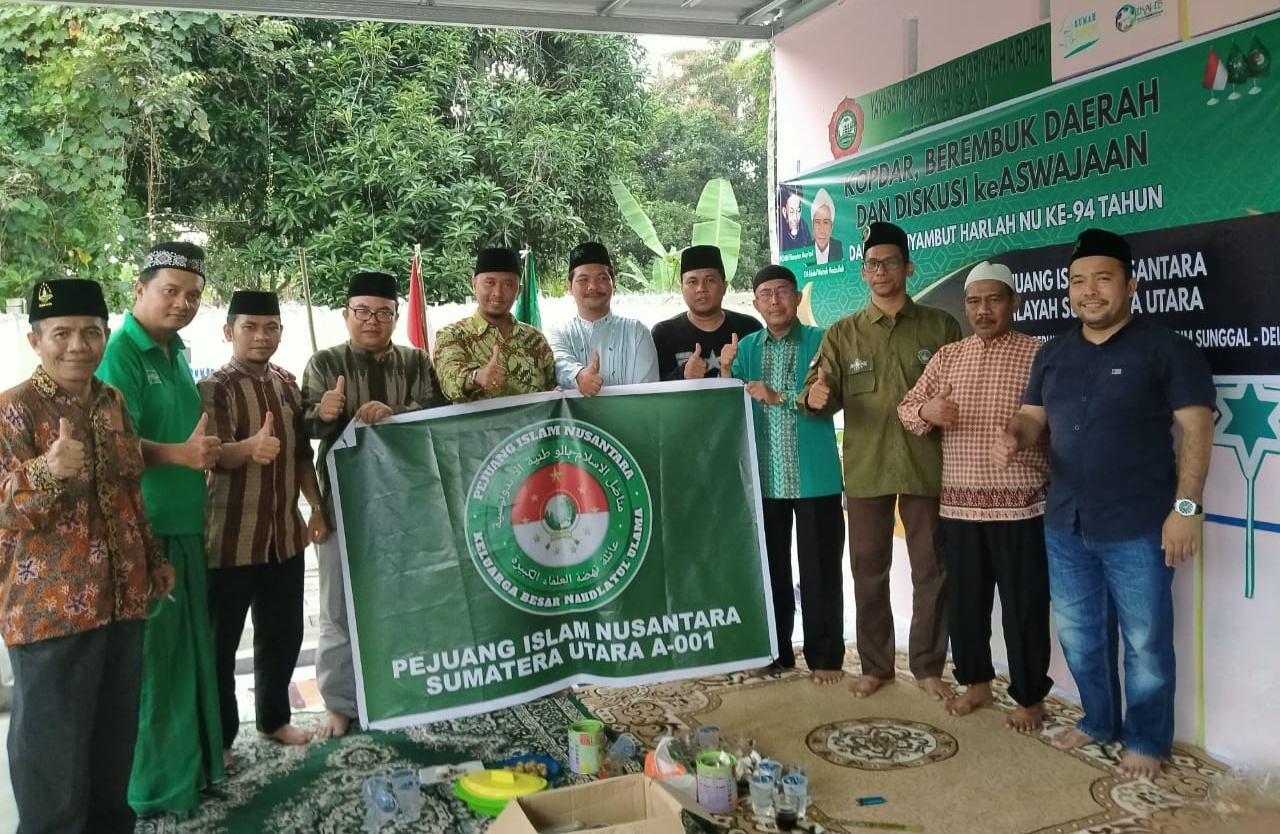 Pejuang Islam Nusantara Sumut, Kopdar dan Rembuk Daerah