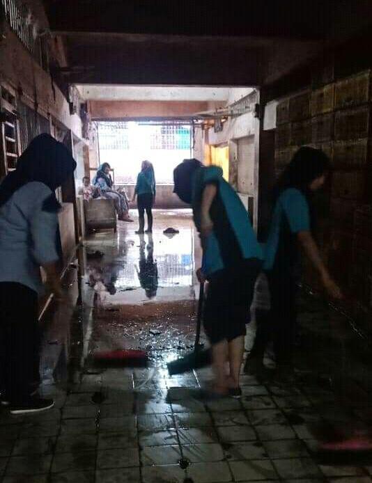 Disperindag, Tingkatkan Pelayanan Kebersihan dan Ketertiban Pasar Gelugur