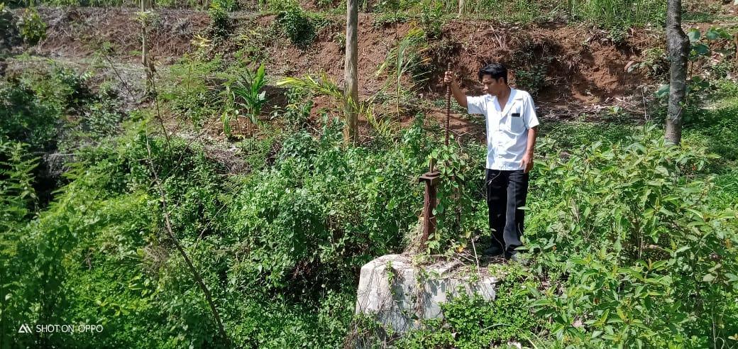 Warga Desa Bantarsari Ciamis, Harapkan Adanya Normalisasi Embung
