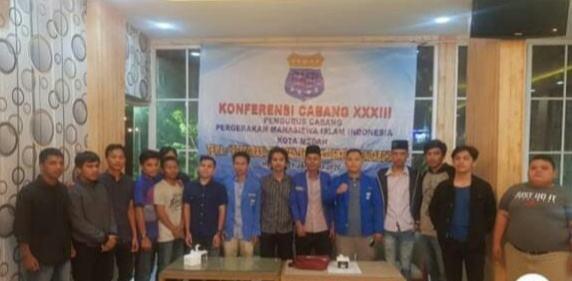 PMII FDK UINSU, Sesali Konferensi Cabang Medan ke XXXIII