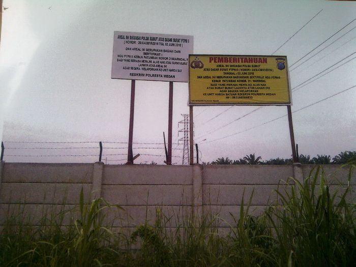 Sianjur Resort, Gugat Dugaan Perbuatan Melawan Hukum Manajemen PTPN 2