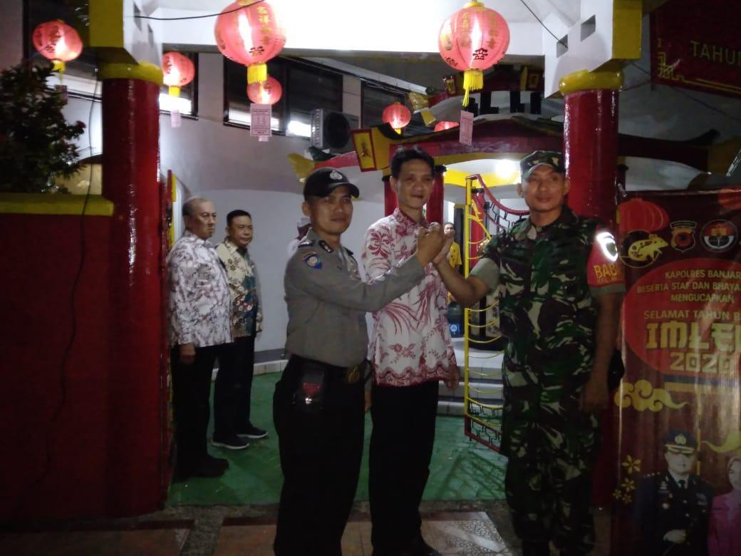 Tahun Baru Imlek di Banjar, Berjalan Kondusif