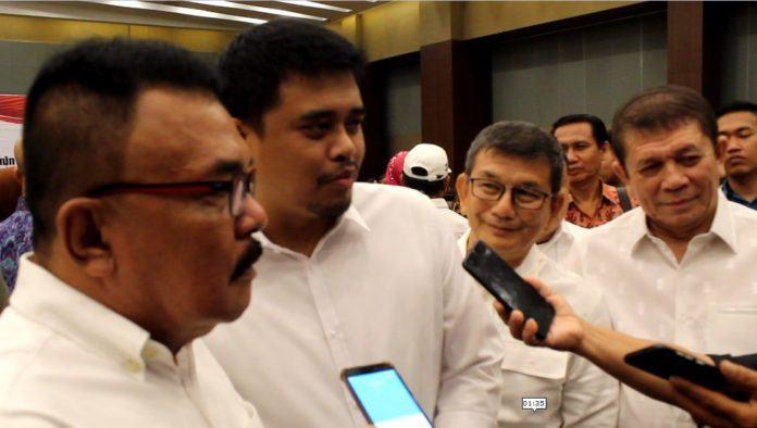 Pilkada Serentak 2020, Erwan Harapkan Masyarakat Medan Berikan Bobby Nasution Kesempatan