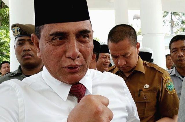 Gubernur Edy Rahmayadi Tak Paham Berbudaya, Pesta Danau Toba 2020 Ditiadakan