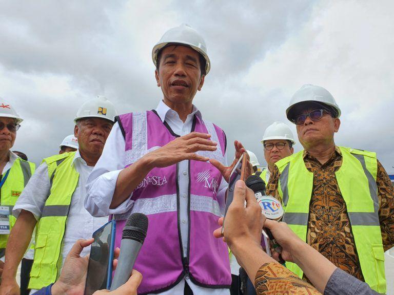 Jokowi Klaim 1.671 Sekolah Dibangun dan Direnovasi Selama 2019